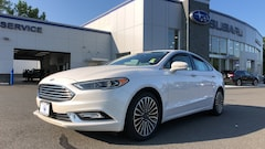 2017 Ford Fusion SE 4-door Mid-Size Passenger Car