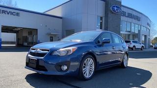 Used 2013 Subaru Impreza 2.0i Limited Small Wagon in Danbury, CT