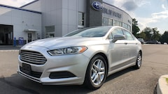 2015 Ford Fusion SE 4-door Mid-Size Passenger Car