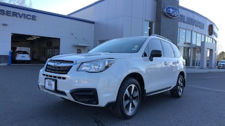 Used 2017 Subaru Forester 2.5i 4WD Sport Utility Vehicles in Danbury, CT