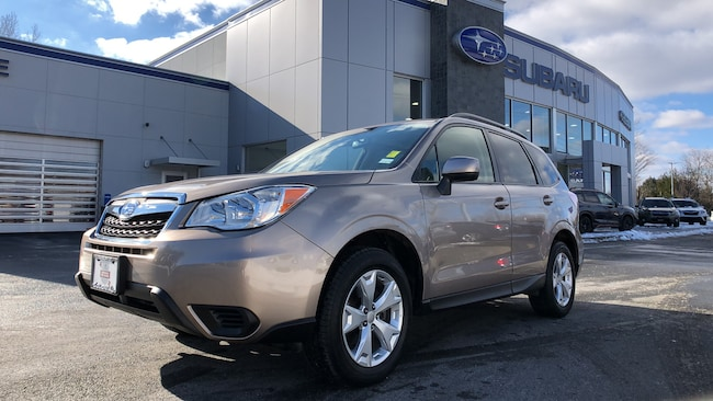 Used 2016 Subaru Forester 2.5i Premium 4WD Sport Utility Vehicles in Danbury CT