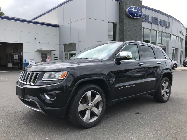2014 Jeep Grand Cherokee Limited 4WD Sport Utility Vehicles
