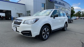 Used 2018 Subaru Forester 2.5i 4WD Sport Utility Vehicles in Danbury, CT