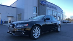 2011 Audi A4 2.0T Premium Plus 4-door Compact Passenger Car