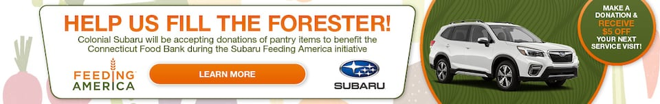 Fill The Forester!