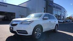 2015 Acura MDX 3.5L Technology Package 4WD Sport Utility Vehicles