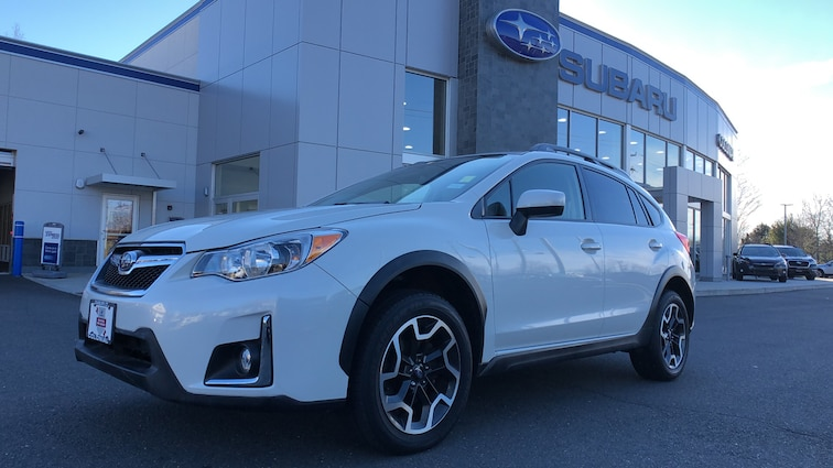 Certified  Used  2016 Subaru Crosstrek 2.0i Premium 4WD Sport Utility Vehicles in Danbury CT