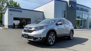 Used 2018 Honda CR-V EX-L 4WD Sport Utility Vehicles in Danbury, CT