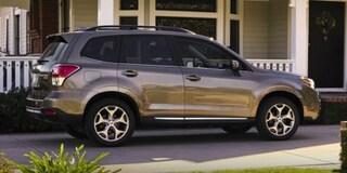 Used 2018 Subaru Forester 2.5i Premium 4WD Sport Utility Vehicles in Danbury, CT