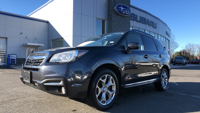 Certified  Used  2018 Subaru Forester 2.5i Touring 4WD Sport Utility Vehicles in Danbury CT
