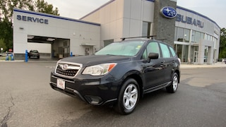 Used 2015 Subaru Forester 2.5i 4WD Sport Utility Vehicles in Danbury, CT