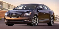 2015 Buick LaCrosse Leather Group 4-door Mid-Size Passenger Car