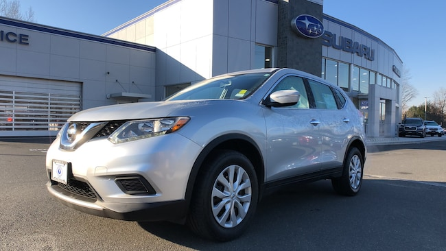 2015 Nissan Rogue S 4WD Sport Utility Vehicles
