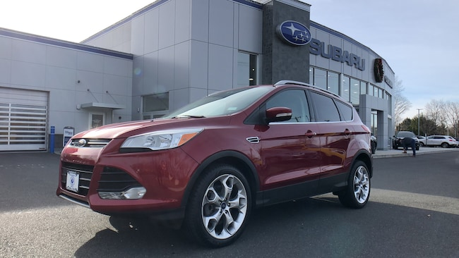 2014 Ford Escape Titanium 4WD Sport Utility Vehicles