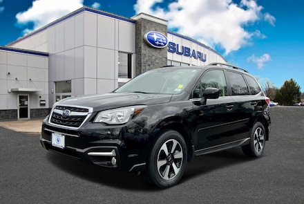 2018 Subaru Forester 2.5i Limited 4WD Sport Utility Vehicles