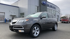 2012 Acura MDX Technology 4WD Sport Utility Vehicles