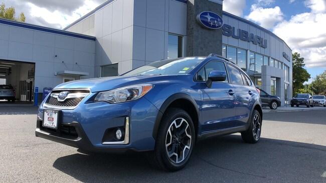 2016 Subaru Crosstrek 2.0i Premium 4WD Sport Utility Vehicles
