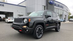 2016 Jeep Renegade Trailhawk 4WD Sport Utility Vehicles