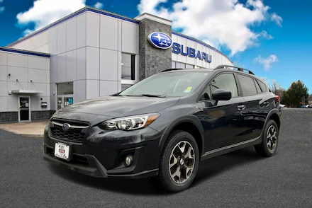 2018 Subaru Crosstrek 2.0i Premium 4WD Sport Utility Vehicles