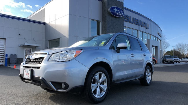 Certified  Used  2016 Subaru Forester 2.5i Limited 4WD Sport Utility Vehicles in Danbury CT