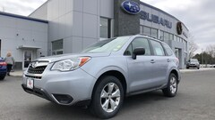 Certified Pre-Owned 2016 Subaru Forester 2.5i 4WD Sport Utility Vehicles in Danbury, CT