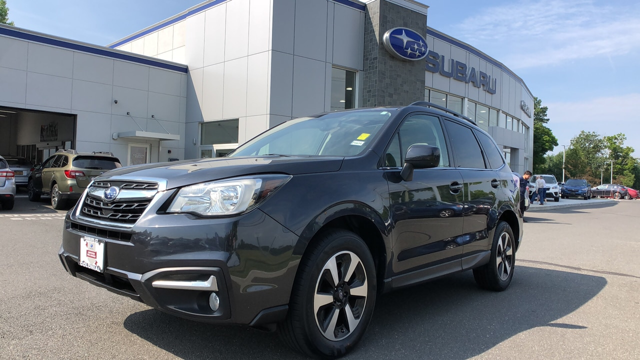 2017 Subaru Forester 2.5i Limited 4WD Sport Utility Vehicles