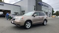 Certified Pre-Owned 2016 Subaru Forester 2.5i Premium 4WD Sport Utility Vehicles in Danbury, CT