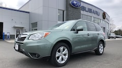 Certified Pre-Owned 2016 Subaru Forester 2.5i Limited 4WD Sport Utility Vehicles in Danbury, CT