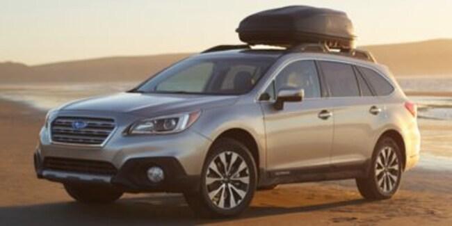 2015 Subaru Outback 2.5i 4WD Sport Utility Vehicles
