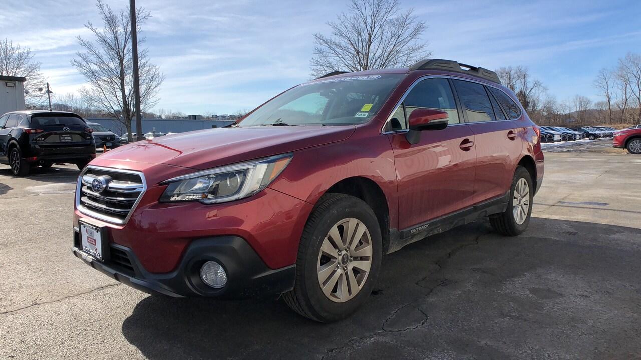 2018 Subaru Outback 2.5i 4WD Sport Utility Vehicles
