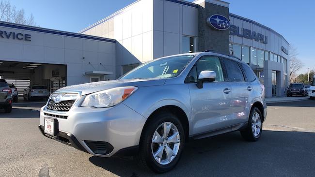 Used 2014 Subaru Forester 2.5i Premium 4WD Sport Utility Vehicles in Danbury CT