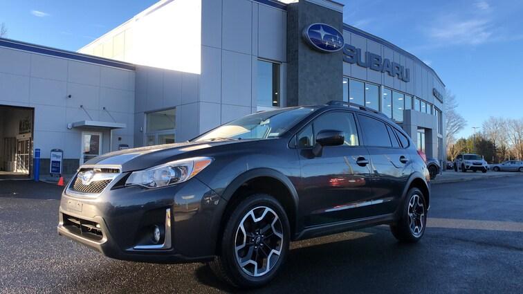 Certified  Used  2016 Subaru Crosstrek 2.0i Premium 4WD Sport Utility Vehicles in Danbury CT