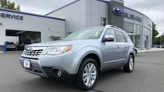 Used 2013 Subaru Forester 2.5X 4WD Sport Utility Vehicles in Danbury, CT