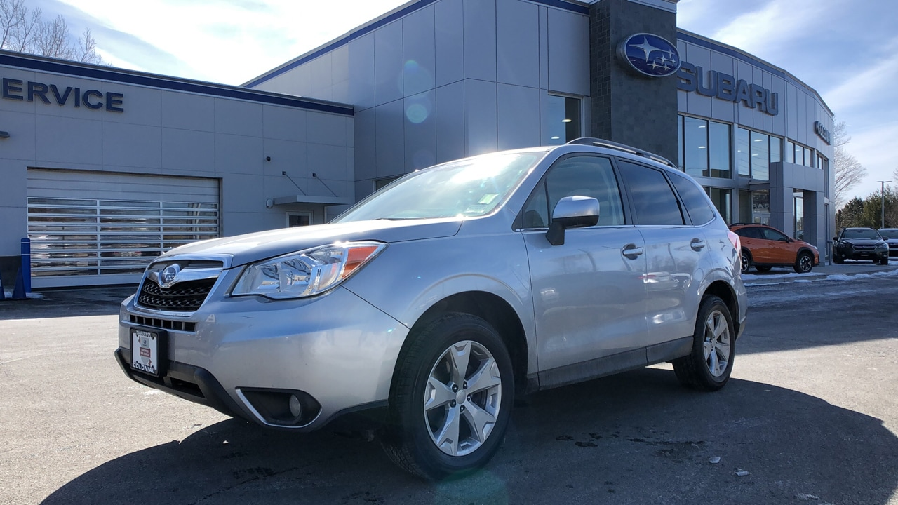 2016 Subaru Forester 2.5i Limited 4WD Sport Utility Vehicles