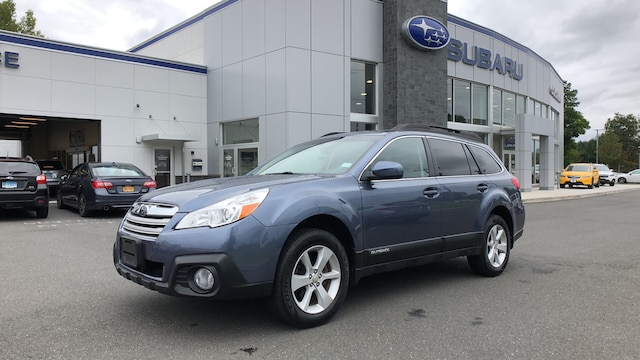 2014 Certified Used Subaru Outback For Sale Danbury Ct