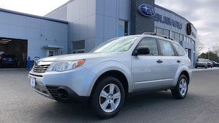 Used 2010 Subaru Forester 2.5X 4WD Sport Utility Vehicles in Danbury, CT