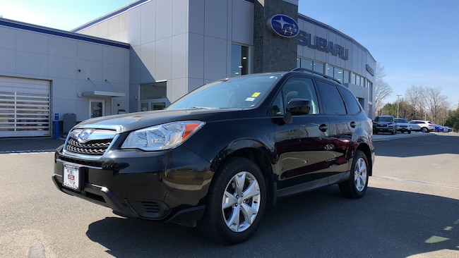 2015 Subaru Forester 2.5i Premium 4WD Sport Utility Vehicles