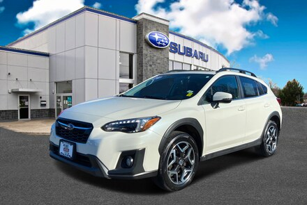 2018 Subaru Crosstrek 2.0i Limited 4WD Sport Utility Vehicles