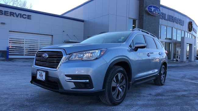 2019 Subaru Ascent Premium 4WD Sport Utility Vehicles