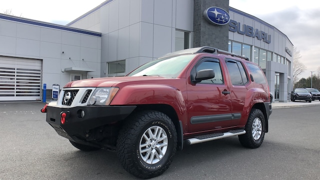 Used Nissan Xterra >> 2014 Used Nissan Xterra For Sale Danbury Near Waterbury