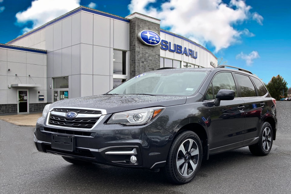 Used Subaru Forester Danbury Ct