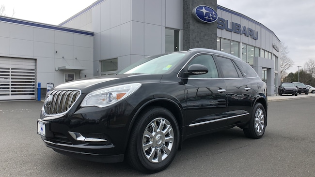 2014 Buick Enclave Premium Group 4WD Sport Utility Vehicles