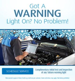 Got A Warning Light On? No Problem!