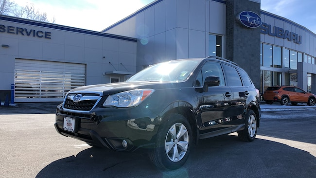 Used 2016 Subaru Forester 2.5i Limited 4WD Sport Utility Vehicles in Danbury CT