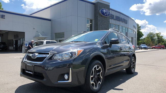 2016 Subaru Crosstrek 2.0i Limited 4WD Sport Utility Vehicles