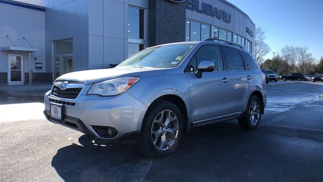 Used 2016 Subaru Forester 2.5i Touring 4WD Sport Utility Vehicles in Danbury CT