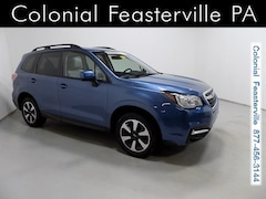 Certified Pre-Owned 2017 Subaru Forester 2.5i Premium SUV for sale in Feasterville, PA