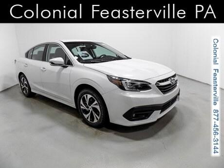 Featured New 2020 Subaru Legacy Premium Sedan for Sale in Feasterville, PA
