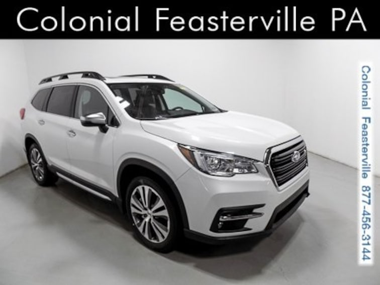 New 2019 Subaru Ascent Touring 7-Passenger SUV Feasterville, PA