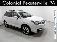 Certified Pre-Owned 2018 Subaru Forester 2.5i Limited SUV for sale in Feasterville, PA